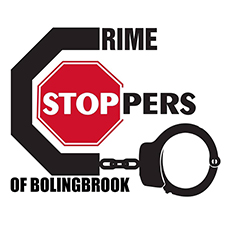 Crimestoppers of Bolingbrook Logo